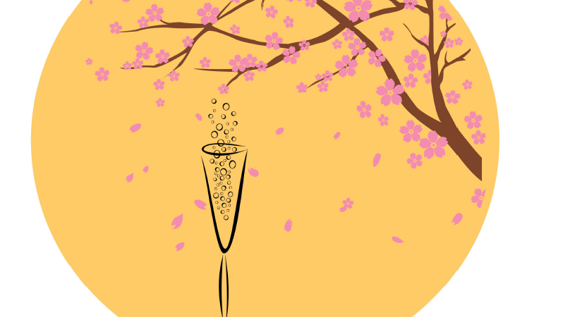 Adhésion Bulles et Sakura - Bulles et Sakura