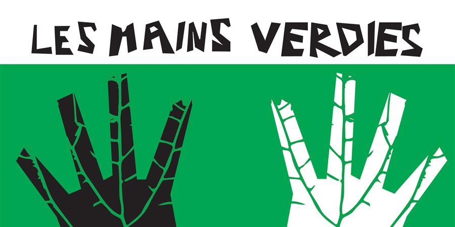 """Adhésion à l'association """"les mains verdies"""" - les mains verdies"""