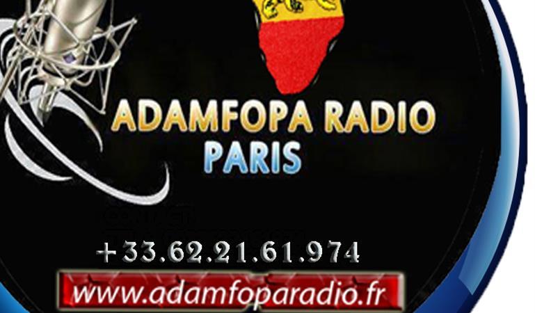 Il a été décidé ce jour par les membres présents de la création de l'association - RADIO ADAMFOPA  DE LA DIASPORA AFRICAINE (RADA)