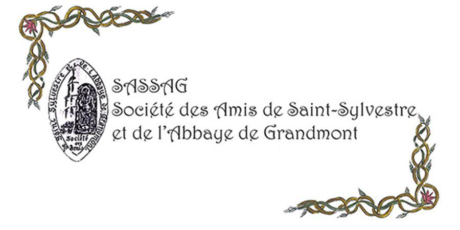 Adhésion à l'association - Société des Amis de Saint-Sylvestre et de l'Abbaye de Grandmont