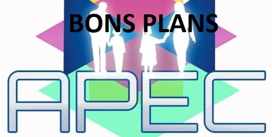 Adhésion BONS PLANS - Association de Parents d'Elèves Castelpontins APEC