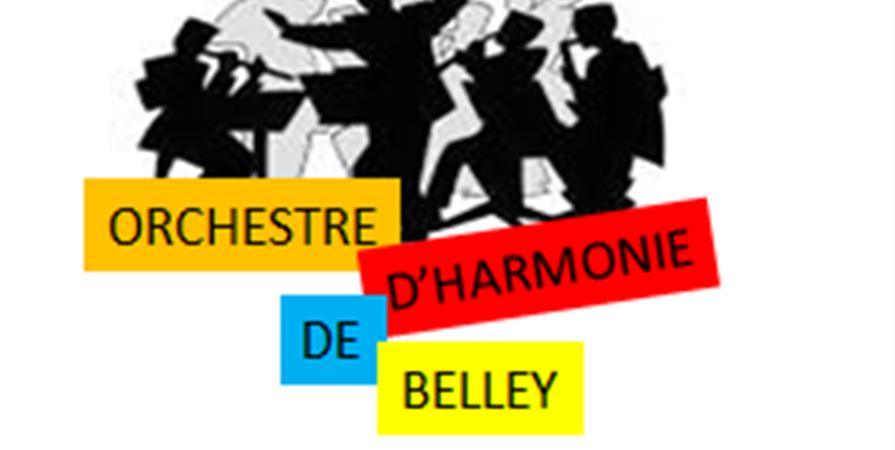 FORMULAIRE D'ADHESION A L'ORCHESTRE D'HARMONIE DE BELLEY - Harmonie de Belley
