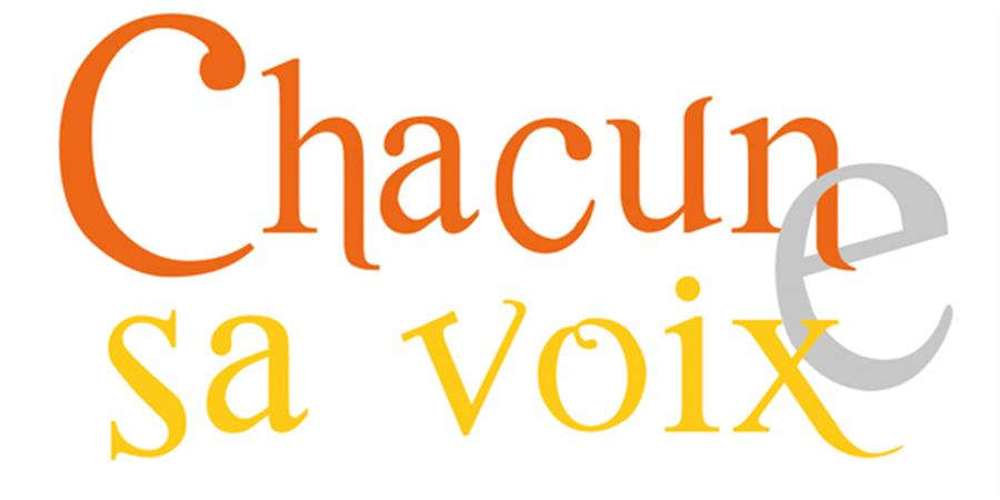 Adhésion à Chacun sa Voix - Chacun sa Voix