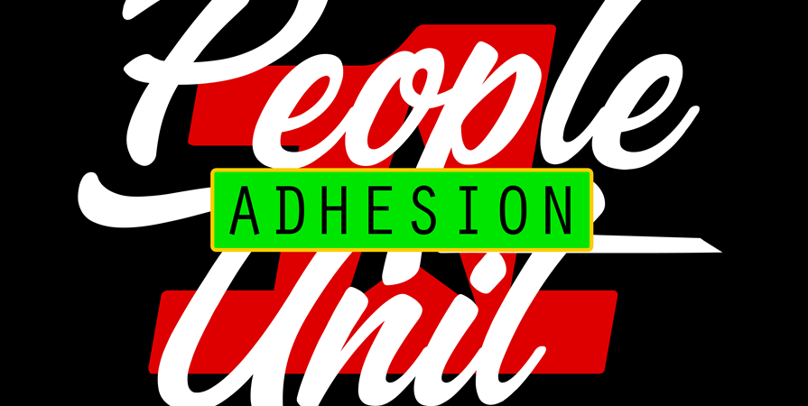 Adhésion - People Unit