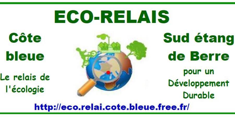 adhésion ER - Eco-Relais Côte bleue - Sud étang de Berre