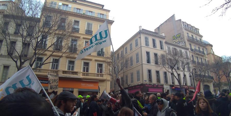 Adhérer à l'UNEF Aix-Marseille - UNEF Aix-Marseille