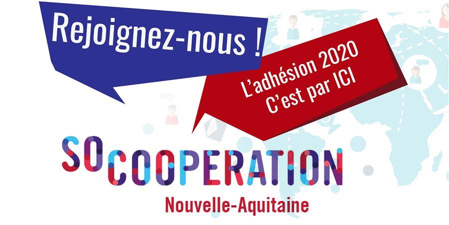 Adhésion 2020 - SO Coopération