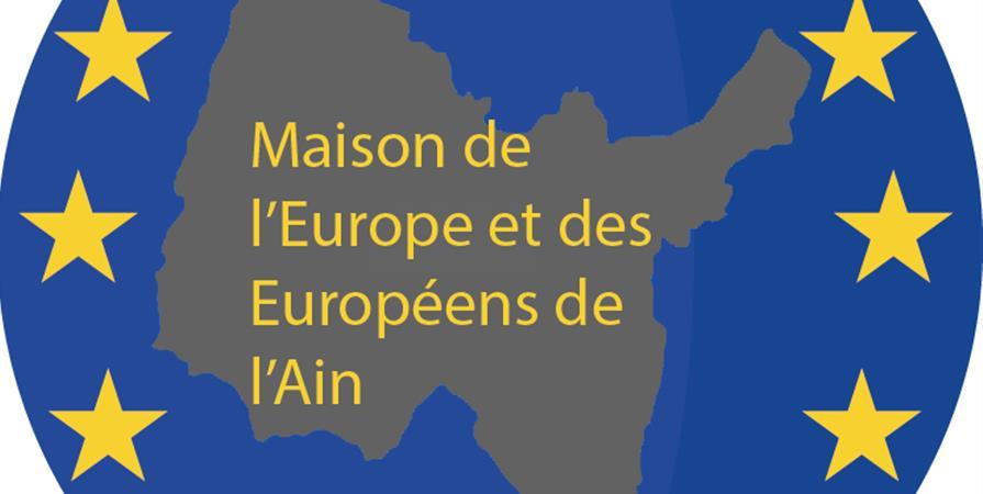 Cotisation pour la Maison de l'Europe et des Européens de l'Ain - année 2019 - Maison de l'Europe et des Européens de l'Ain