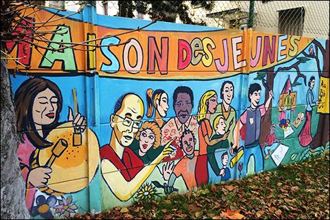 Inscription aux cours de Bois-Colombes (studio de la Maison des Jeunes) - COMME ON DANSE