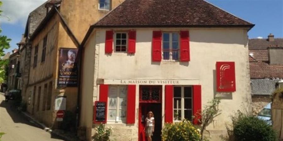 Adhésion 2020 - Présence à Vézelay - la Maison du Visiteur