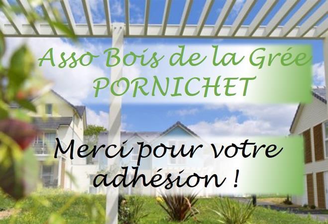 Adhésion 2020 à l'Association des Propriétaires du Bois de la Grée de Pornichet - ASSO BOIS DE LA GREE PORNICHET