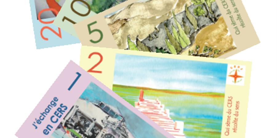 Adhérer en ligne - Just'Echanges et Monnaie Locale CERS