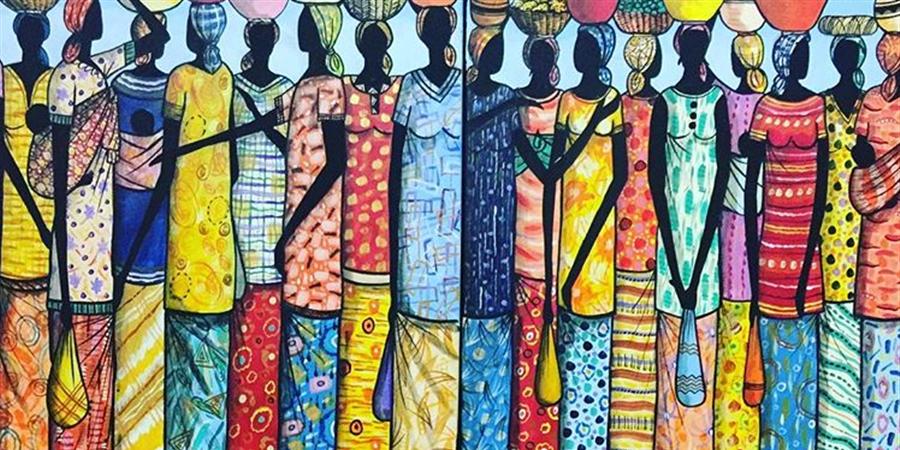 Exposition Afrique - 2 - Evol'Art