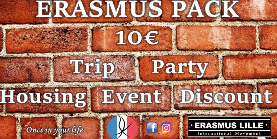Erasmus Card ELIM - Erasmus Lille :International Movement