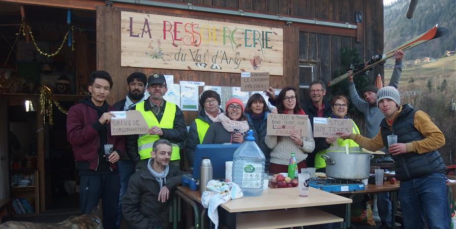 ADHÉSION 2020 - C'EST PARTI ! - La Ressourcerie du Val d'Arly