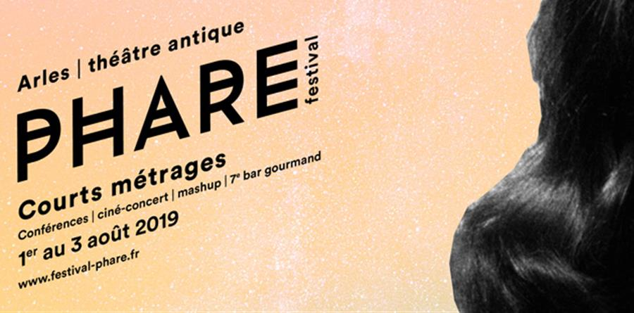 Campagne d'adhésion Festival Phare 2019 - Phare