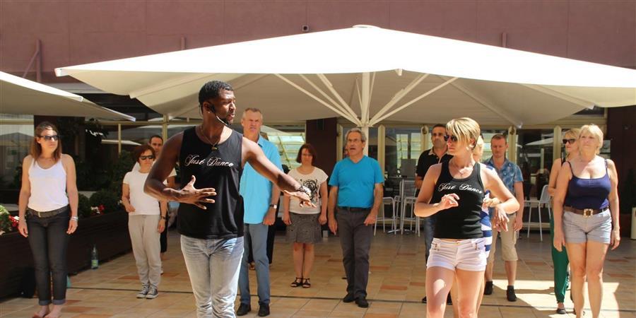 Adhésion Justdance Marseille - Justdance