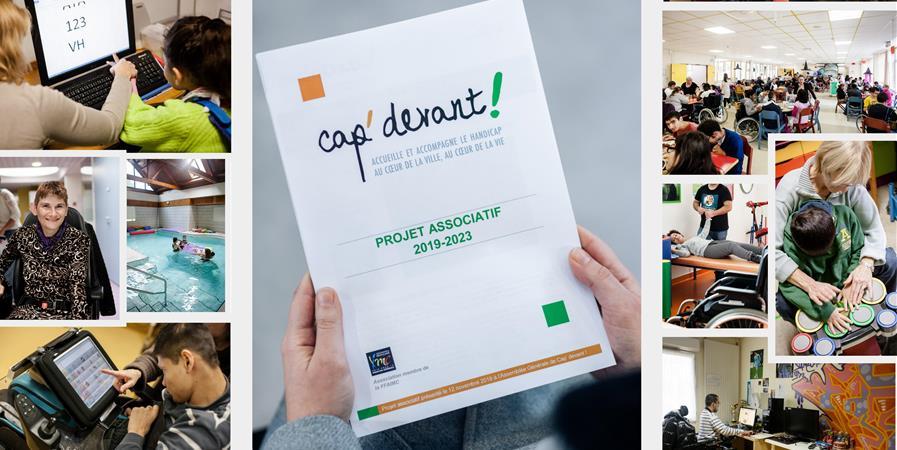 ADHÉSIONS 2020 - Cap' devant !