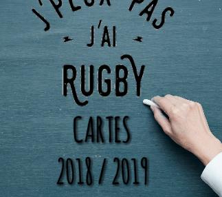 Carte d'abonnement 2018 - 2019 - Union Sportive Villemur Fronton