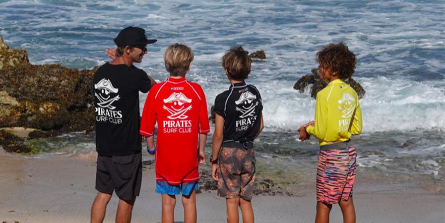 Adhésion et licence - Pirates Surf Club