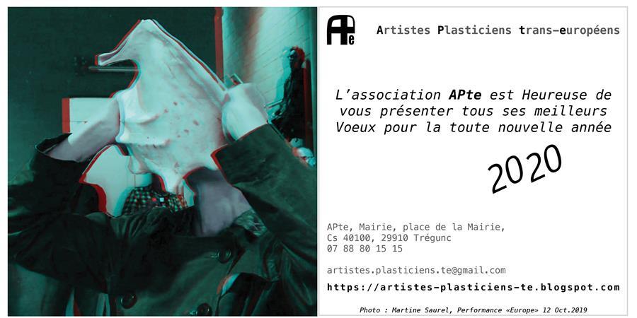 Adhésion APte - Artistes Plasticiens trans-européen
