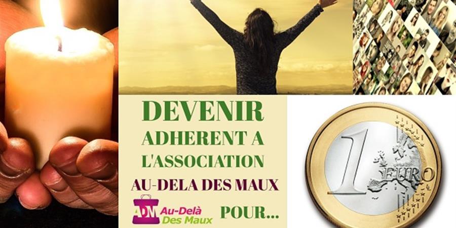 ADHESION ADM - AU DELA DES MAUX