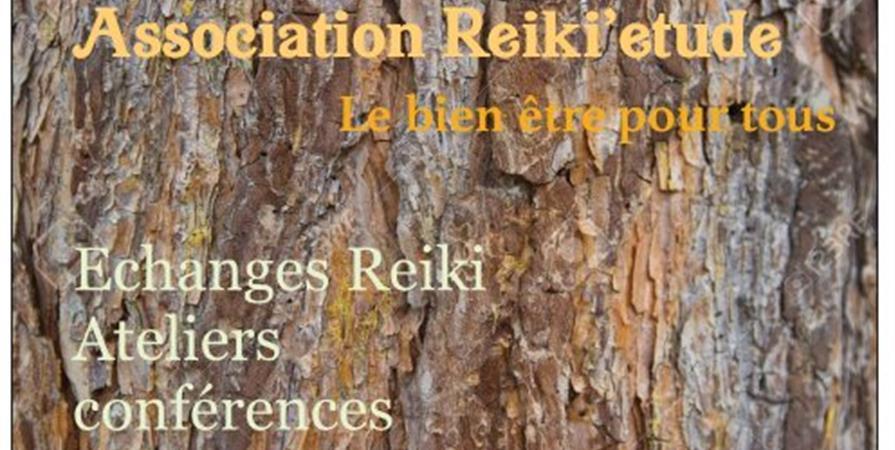 Bulletin d'adhésion association Reiki'etude - Reiki'Etude