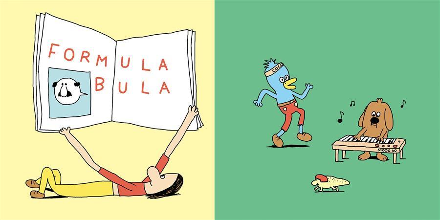 Bulletin d'adhésion Formula Bula - Ferraille Production