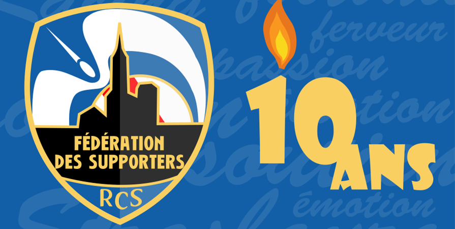 Adhésion Fédé 2019/20 - Fédération des Supporters du RCS