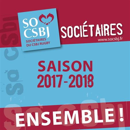 Bulletin d'adhésion 2017-2018 - SO CSBJ