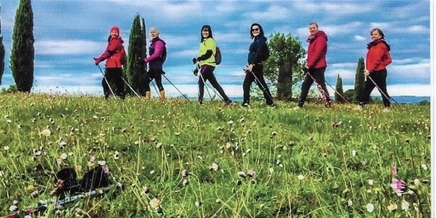 Forfait Marche Nordique annuel - Association Sport-XP