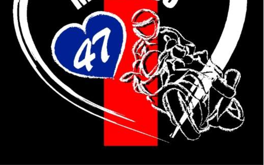 Adhésion annuelle à l'association - Les motards du 47