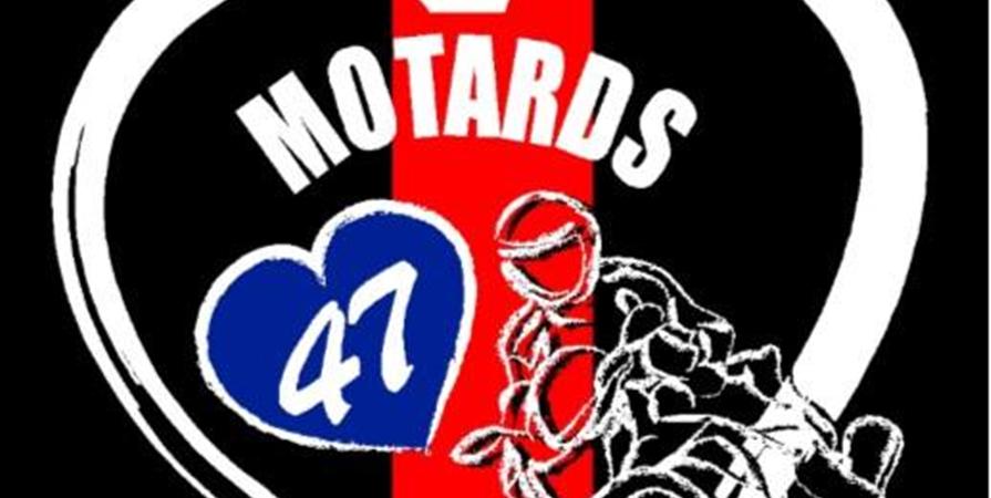 Adhésion annuelle à l'association 2021 - Les motards du 47
