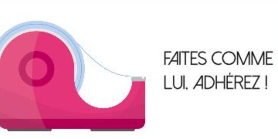 Adhésion 2019-2020 - Les Amis du Café-Lecture