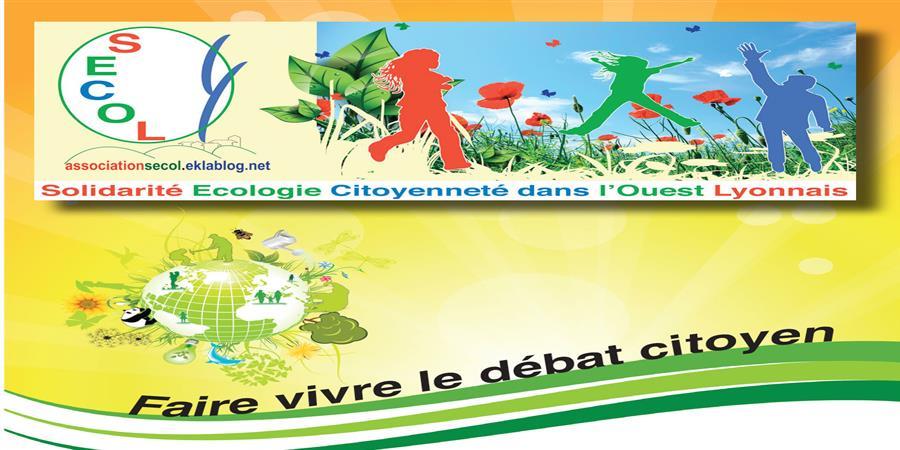 Adhésion 2021 - Solidarité Ecologie Citoyenneté dans l'Ouest Lyonnais (SECOL)