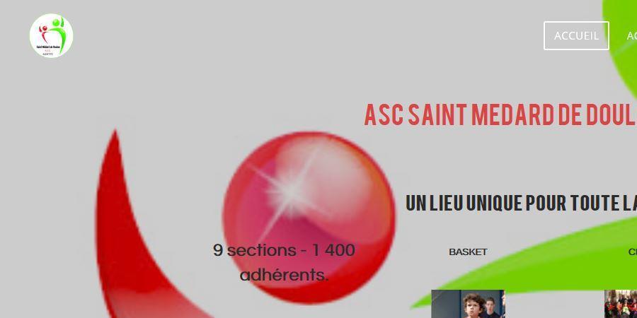 ASC Saint-Médard de Doulon Nantes - Formulaire d'adhésion - ASC Saint-Médard de Doulon Nantes