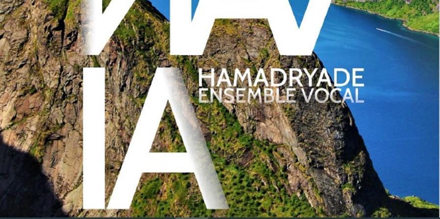 Adhésion Ensemble Vocal Hamadryade 2020 - 2021 - Ensemble vocal Hamadryade