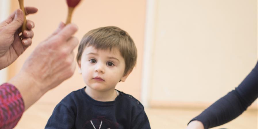 Eveil Musical Sensoriel Adulte-Enfant 0 - 3 ans - année 2020-2021 - 1,2,3...framboises !