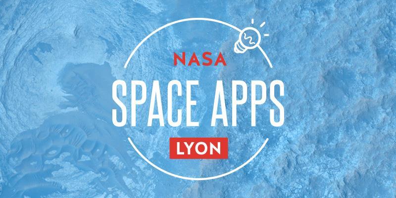 Adhésion à Space Apps Lyon - Space Apps Lyon