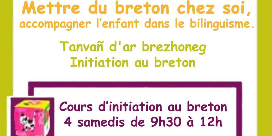 Tanvañ d'ar brezhoneg / intitiation au breton - Ti ar Vro Landerne Daoulaz
