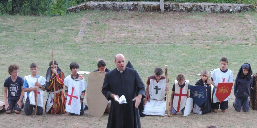 Camp Saint Tarcisius (entre 350 et 395 €) - Association «Camps SJMV»