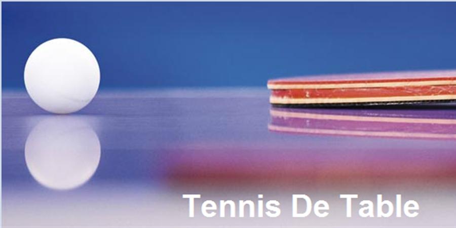 Tennis de Table Cesson - AS ORANGE CESSON