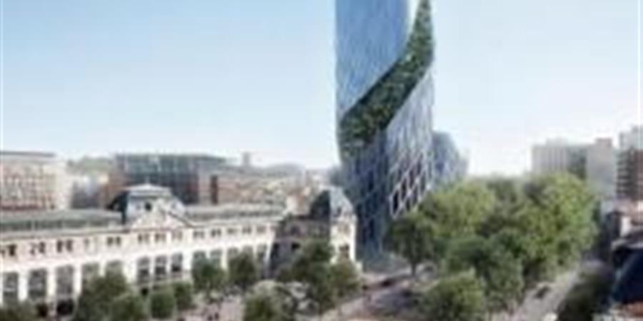 Non à la Tour Occitanie ! Non au quartier d'affaires ! - Non au gratte-ciel de Toulouse-Collectif pour un urbanisme citoyen