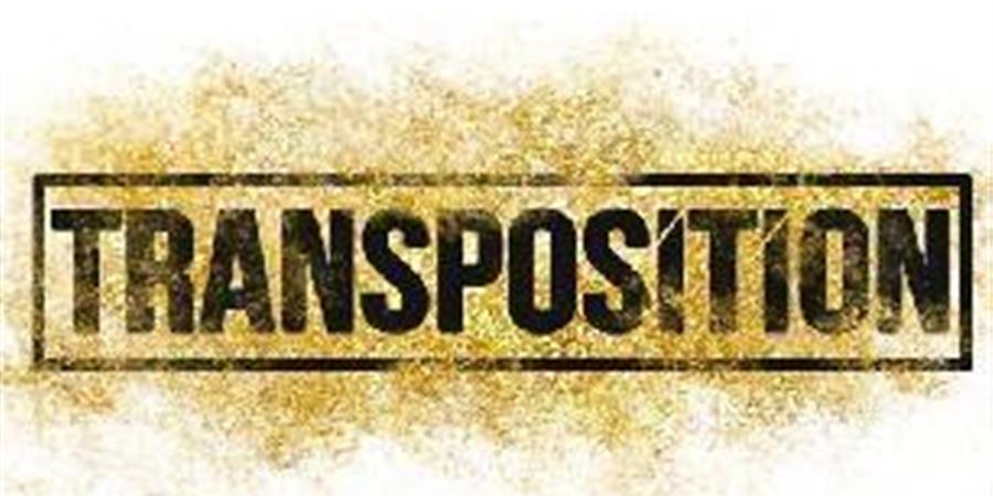 Adhésions à Transposition - TRANSPOSITION