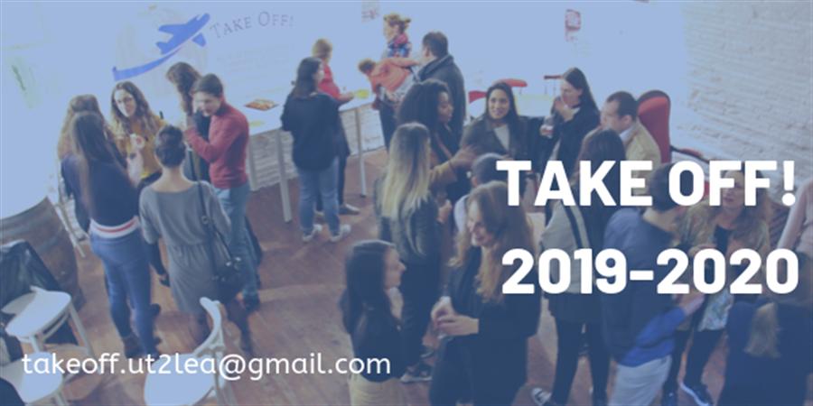Adhésions Take Off 2019-2020 - Take Off!