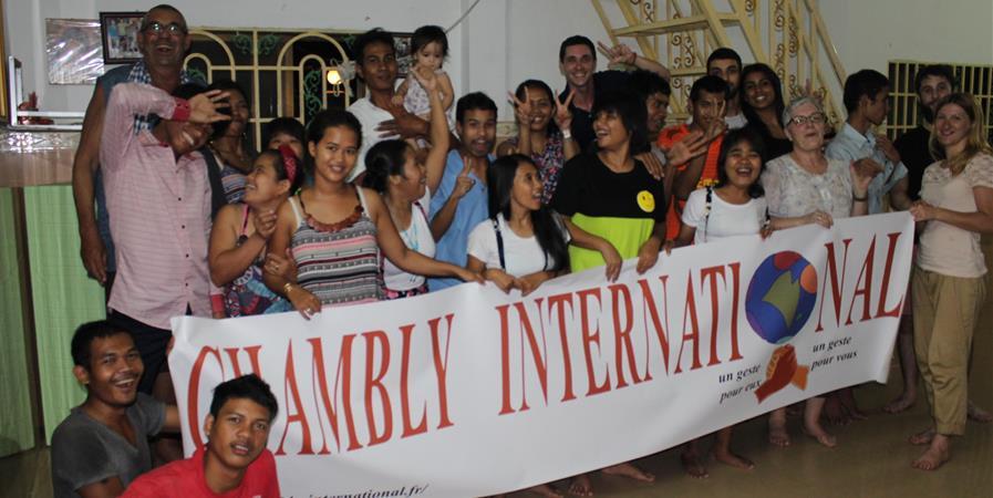 Campagne d'adhésion à Chambly International 2021 - Association Chambly International