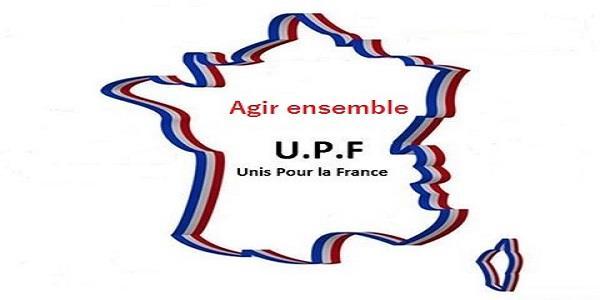 Adhérez à Unis Pour la France (UPF) - UNIS POUR LA FRANCE (UPF)