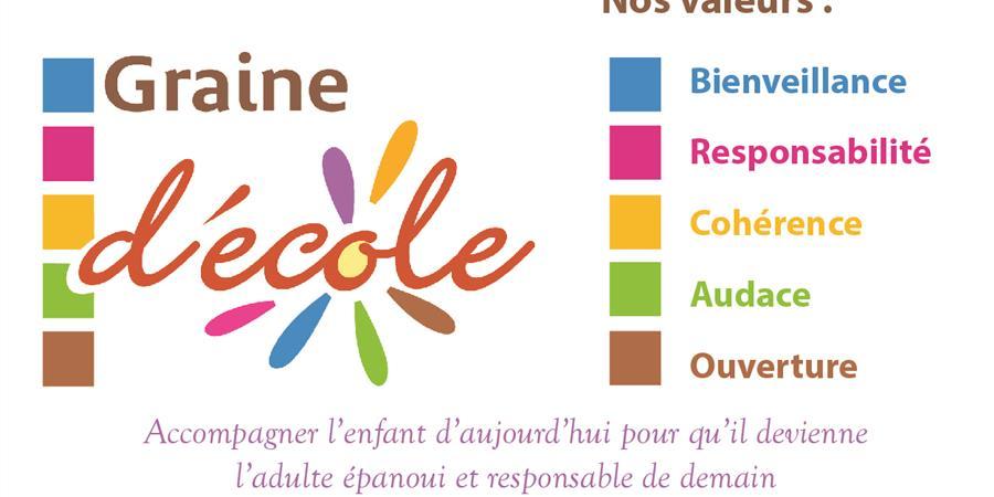 Adhésion saison 2017-2018 - Graine d'Ecole