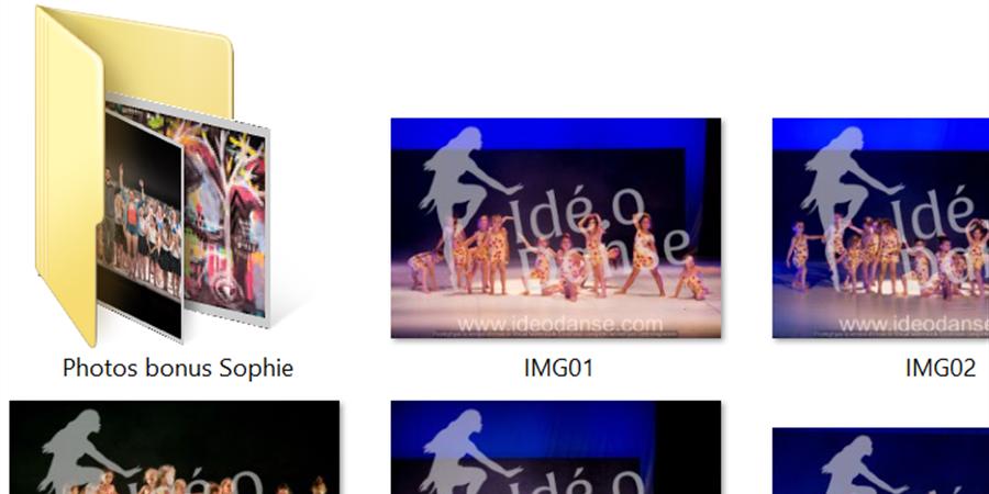 PHOTOS du spectacles AU DELÀ DES MOTS - Idé.o danse