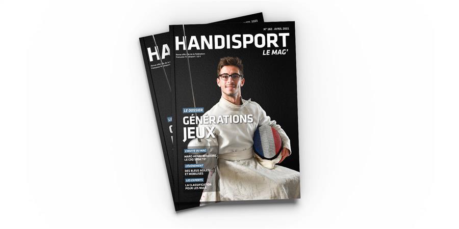 ABONNEMENT HANDISPORT LE MAG - Fédération Française Handisport